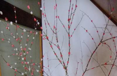 飛騨のお正月必須アイテム「花もち」