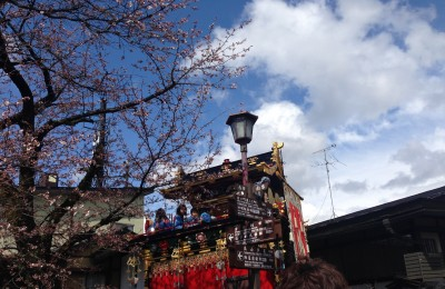 【2日間開催!】4月14、15日 春の高山祭(山王祭)