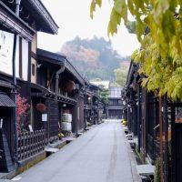 古い町並み(国選定重要伝統的建造物群保存地区)