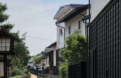 古川町歩きと薬草ランチにハーブティ